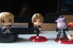 Kazama Chikage en Natsume Yuujinchou figures