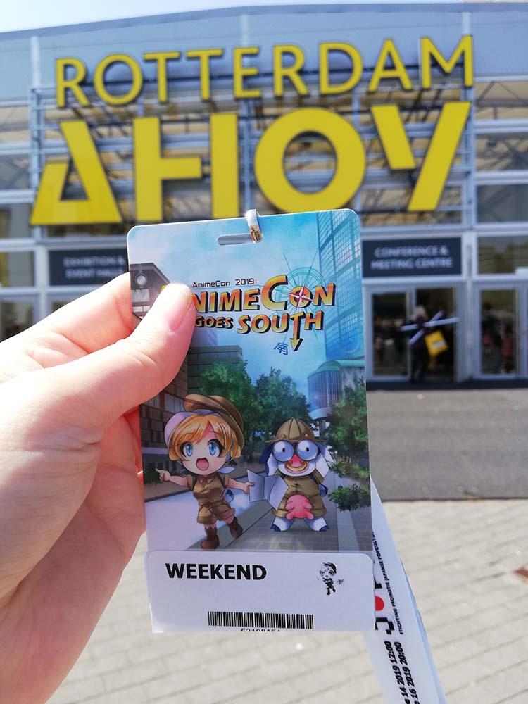 Anime Con 2019 Ahoy Rotterdam