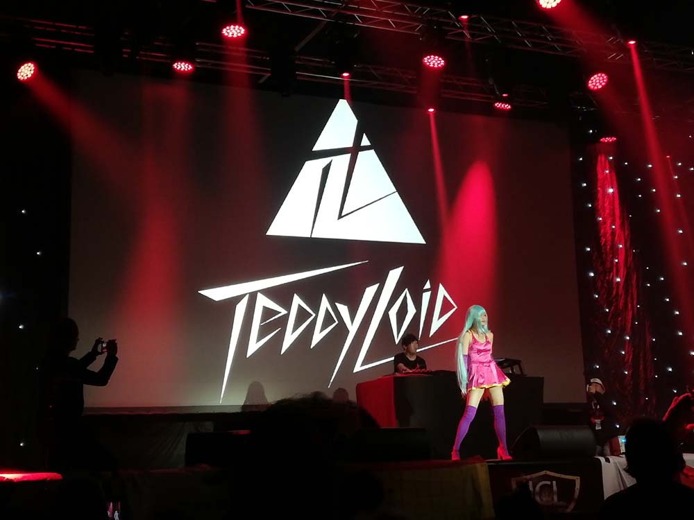 Anime Con 2019 TeddyLoid