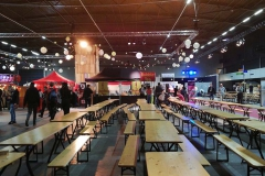 Anime Con 2019 food court