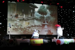 Anime Con 2019 main stage