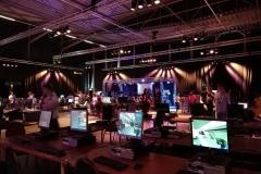 Anime Con 2019 game room