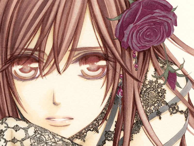 Vampire Knight anime review