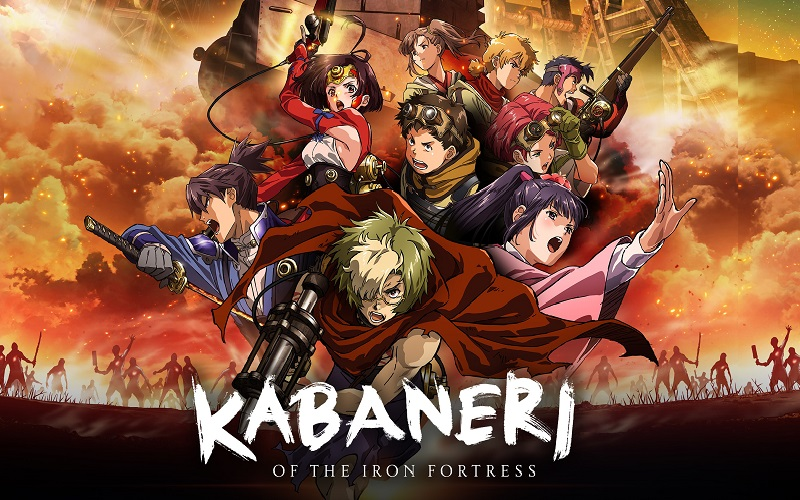 Kabaneri of the Iron Fortress anime review