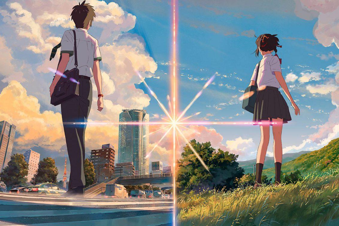 Kimi no na wa Your name beste Japanse film