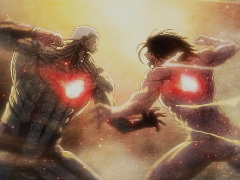 Attack on Titan Seizoen 2