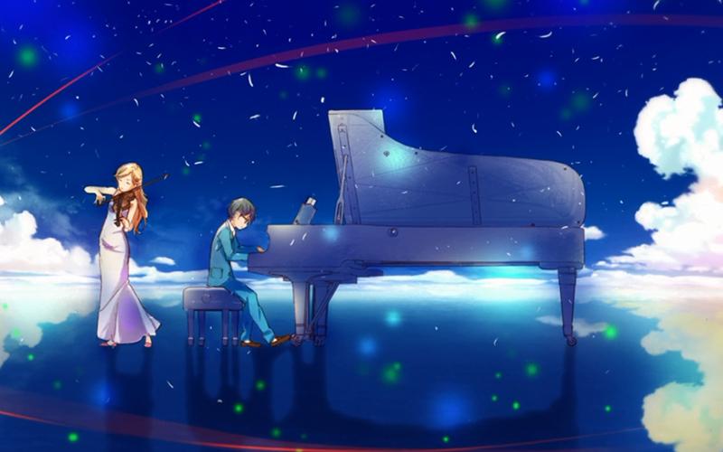 bgm anime soundtracks