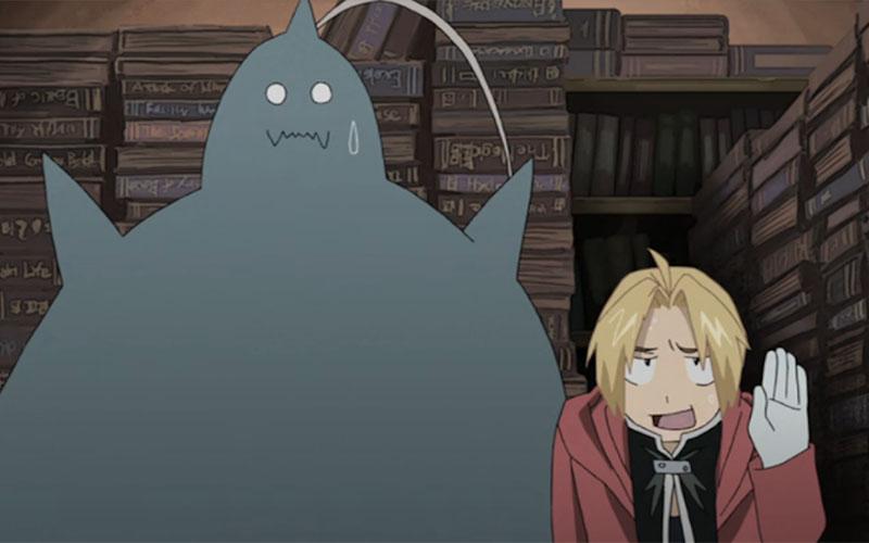 Fullmetal Alchemist (2003) anime review