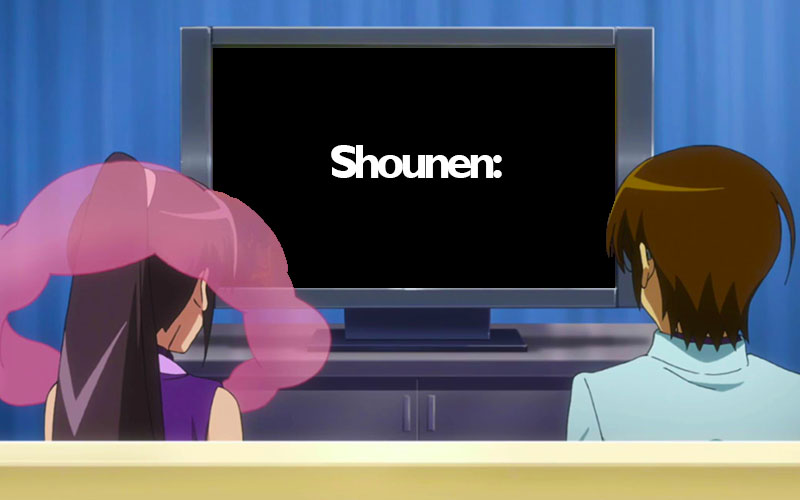 Shounen: anime voor stoere jongens en meisjes