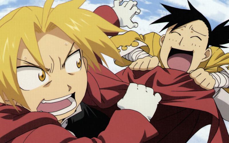 Fullmetal Alchemist Brotherhood anime review Netflix