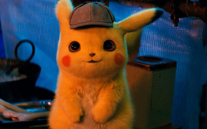 Detective Pikachu live action film review