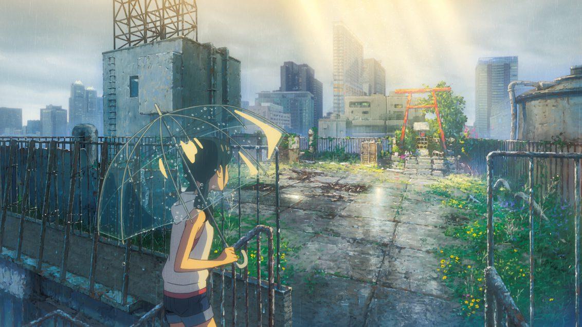 Anime film Weathering With You vanaf 20 januari in de bioscoop