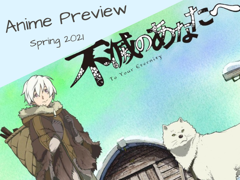 anime preview spring 2021