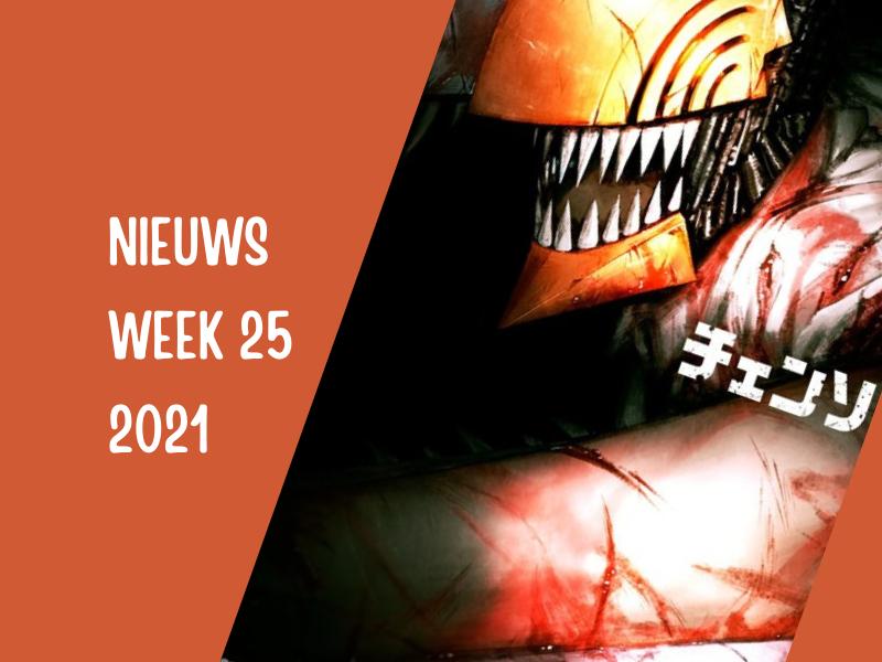 Nieuws week 25 2021